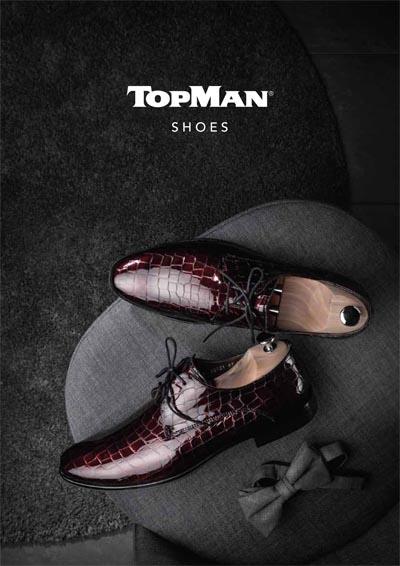 Topman Shoes - Juhla- ja kävelykenkien mallisto